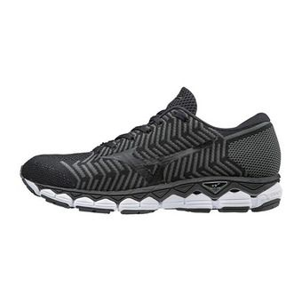 Zapatillas de running hombre WAVE KNIT S1 tradewinds/black/silver