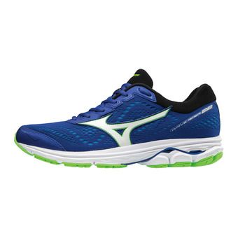 Zapatillas de running hombre WAVE RIDER 22 surf the web/white/green gecko