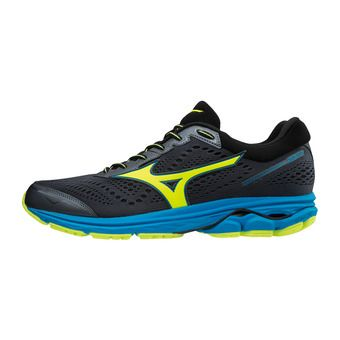 Chaussures de running homme WAVE RIDER 22 ombre blue/safety yellow/diva blue