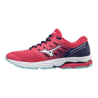Zapatillas de running mujer WAVE PRODIGY 2 teaberry/white/blue depths