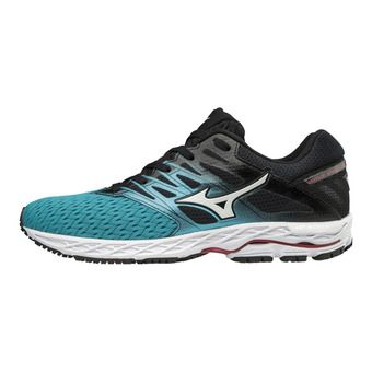 Chaussures de running femme WAVE SHADOW 2 peacock blue/silver/teabe