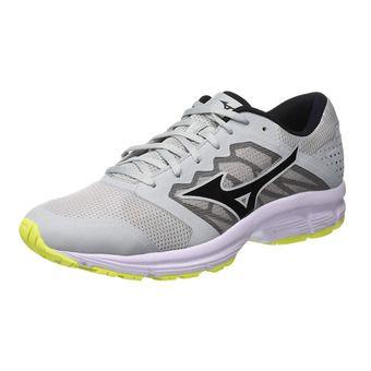 Chaussures de running homme MIZUNO EZRUN LX high-rise/black/safety yellow