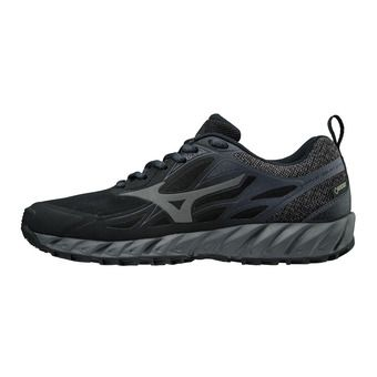 Zapatillas de trail mujer WAVE IBUKI GTX black/metallic shadow/magnet