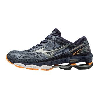 Zapatillas de running hombre WAVE CREATION 19 folkstone gray/silver/eclipse
