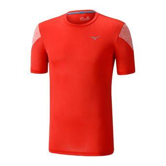 Mizuno ALPHA - Camiseta hombre tomato