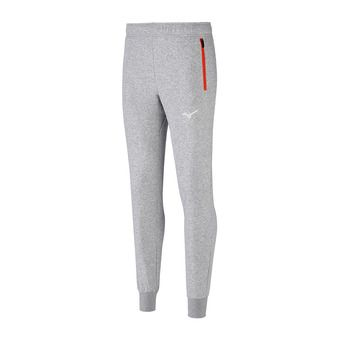 Mizuno HERITAGE - Pantalon Homme heather grey