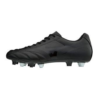 Botas de rugby hombre MONARCIDA NEO MIX black/black/black