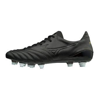 Mizuno MORELIA NEO KLII MIX - Crampons rugby Homme black/black/black