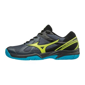 Zapatillas hombre CYCLONE SPEED ombre blue/safety yellow/black