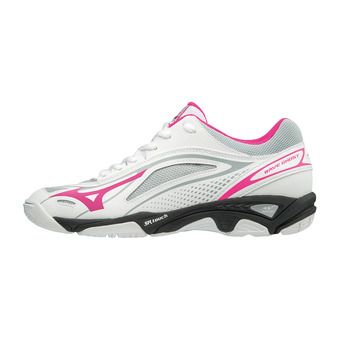 Chaussures femme WAVE GHOST white/pink glo/black