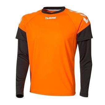 Hummel CHEVRONS - Maillot Homme orange/noir