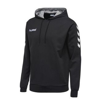 Sweat à capuche homme CORE noir