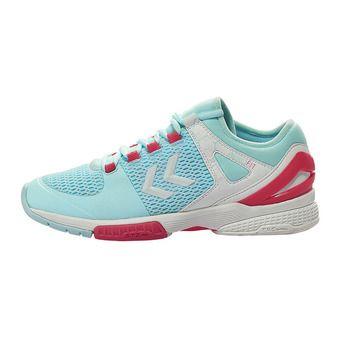 Chaussures handball femme AERO HB200 2.0 eau glacée