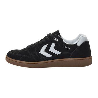 Zapatillas de balonmano hombre LIGA GK negro