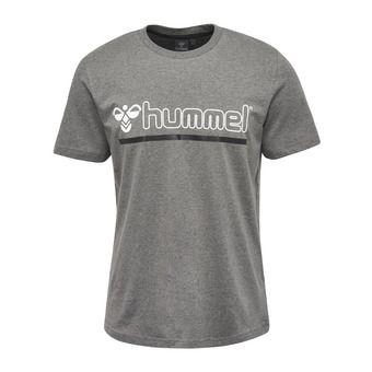 Camiseta hombre BRICK gris oscuro