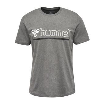 Hummel BRICK - Tee-shirt Homme gris foncé