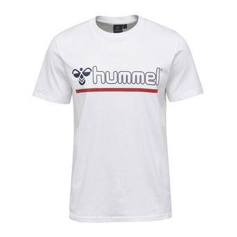 Hummel BRICK - Camiseta hombre white