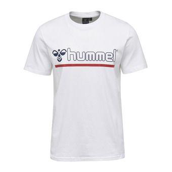 Hummel BRICK - T-shirt Uomo bianco
