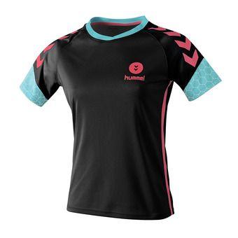 Camiseta mujer CAMPAIGN negro