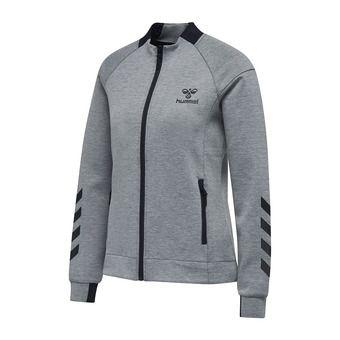 Hummel CLIO - Sweat Femme gris
