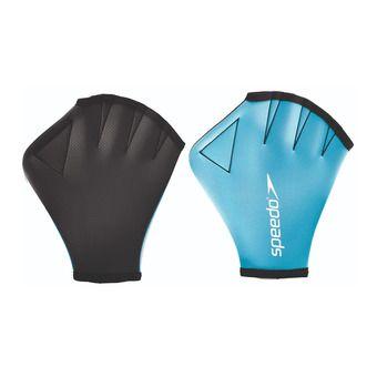 Speedo AQUA - Mitones de aquagym blue