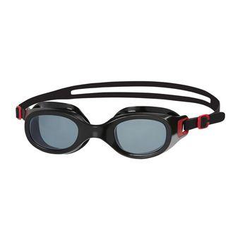 Speedo FUTURA CLASSIC - Occhialini da nuoto red/smoke