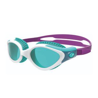 Lunettes de natation femme FUTURA BIOFUSE FLEXISEAL purple