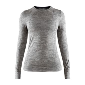 Sous-couche ML femme BA FUSEKNIT COMFORT anthracite chine