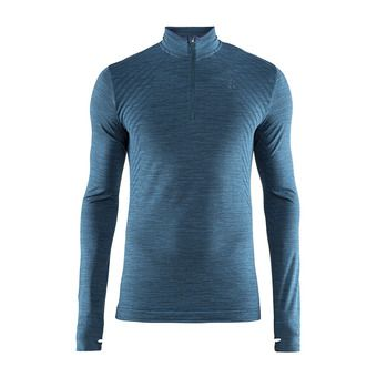 Camiseta térmica hombre BA FUSEKNIT COMFORT fjord jaspeado