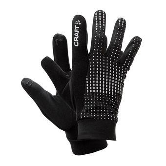 Gants de running BRILLIANT 2.0 noir/reflective