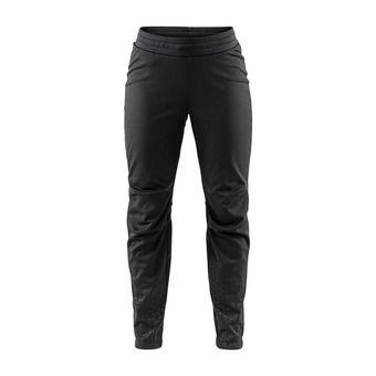 Pantalon femme WARM TRAIN noir