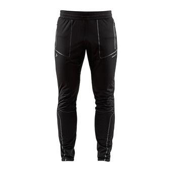 Pantalon 3/4 zip homme SHARP noir