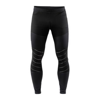 Mallas hombre WARM TRAIN WIND negro