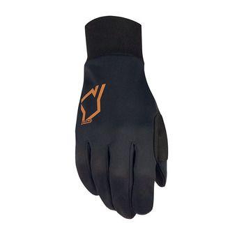 Craft YOKO TWISTER - Gloves - black/orange