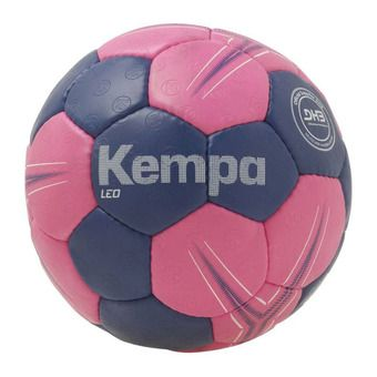 Kempa LEO - Ballon handball violet électrique/rose