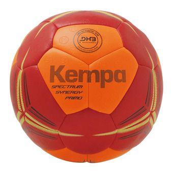 Kempa SPECTRUM SYNERGY PRIMO - Ballon handball orange fluo/rouge profond