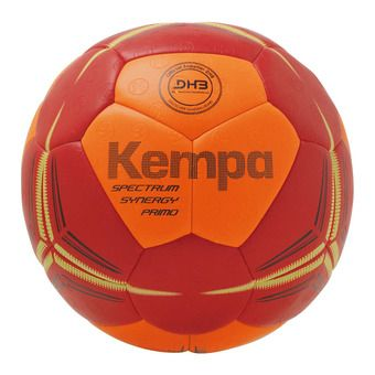 Kempa SPECTRUM SYNERGY PRIMO - Balón de balonmano orange fluo/red profond