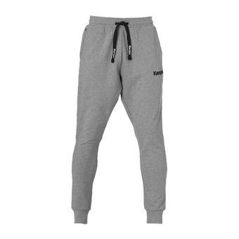 Pantalón de chándal CORE 2.0 MODERN gris oscuro jaspeado