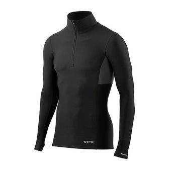 Skins DNAMIC THERMAL - Camiseta hombre black/charcoal