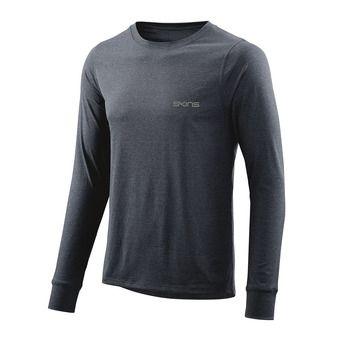 Camiseta hombre ACTIVEWEAR BERGMAR navy blue marle