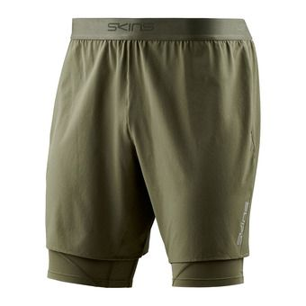Short 2 en 1 homme SUPERPOSE DNAMIC utility