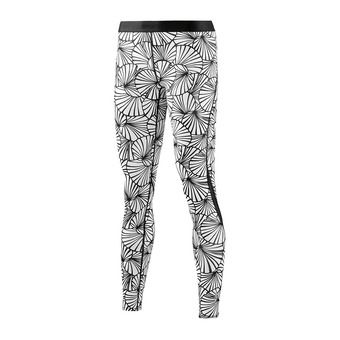 Collant femme DNAMIC graphic sunfeather black&white
