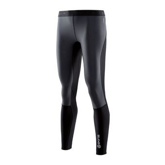 Skins DNAMIC THERMAL WIND - Mallas mujer black/charcoal