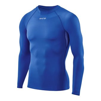 Maillot ML homme DNAMIC FORCE bright blue