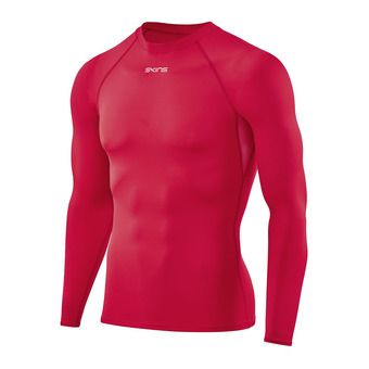 Maillot ML homme DNAMIC FORCE red