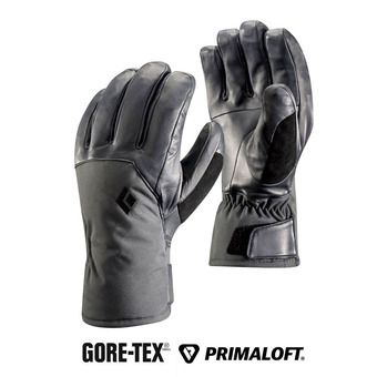 Black Diamond LEGEND GTX - Gants smoke