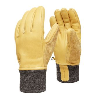 Black Diamond DIRT BAG - Gloves - natural