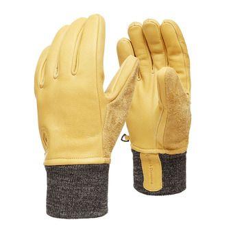 Gloves - DIRT BAG natural