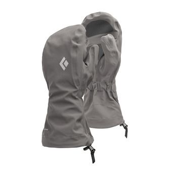 Black Diamond WATERPROOF - Mittens - smoke