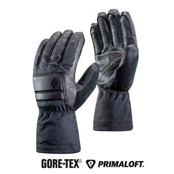 Black Diamond SPARK POWDER GTX - Guantes smoke